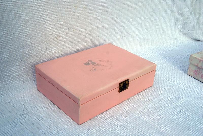 Ebay pink jewlery case