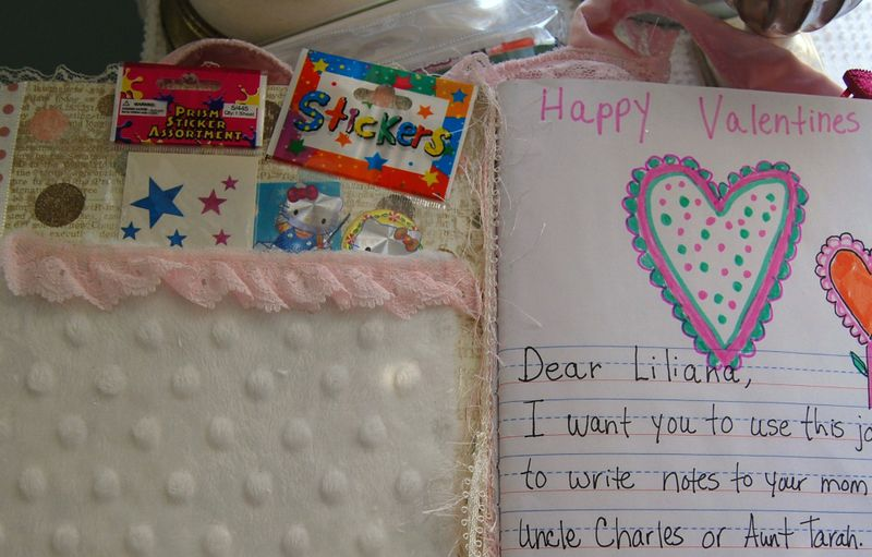 Lili's journal